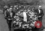 Image of burial service Germany, 1945, second 11 stock footage video 65675071658