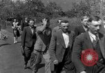 Image of burial service Germany, 1945, second 16 stock footage video 65675071658