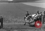 Image of burial service Germany, 1945, second 18 stock footage video 65675071658
