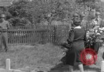 Image of burial service Germany, 1945, second 29 stock footage video 65675071658