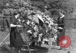 Image of burial service Germany, 1945, second 36 stock footage video 65675071658