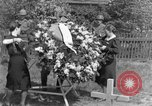 Image of burial service Germany, 1945, second 37 stock footage video 65675071658