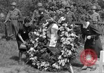 Image of burial service Germany, 1945, second 45 stock footage video 65675071658