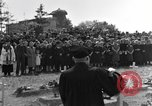 Image of burial service Germany, 1945, second 12 stock footage video 65675071659