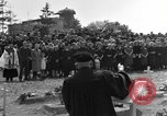 Image of burial service Germany, 1945, second 13 stock footage video 65675071659