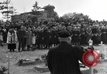 Image of burial service Germany, 1945, second 18 stock footage video 65675071659