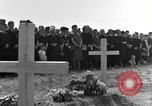 Image of burial service Germany, 1945, second 22 stock footage video 65675071659