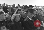 Image of burial service Germany, 1945, second 28 stock footage video 65675071659
