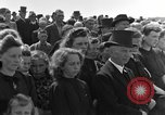 Image of burial service Germany, 1945, second 30 stock footage video 65675071659