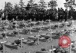 Image of burial service Germany, 1945, second 38 stock footage video 65675071659