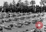 Image of burial service Germany, 1945, second 39 stock footage video 65675071659