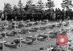 Image of burial service Germany, 1945, second 42 stock footage video 65675071659