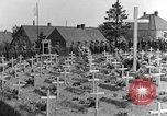 Image of burial service Germany, 1945, second 43 stock footage video 65675071659