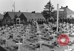 Image of burial service Germany, 1945, second 46 stock footage video 65675071659