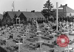 Image of burial service Germany, 1945, second 50 stock footage video 65675071659