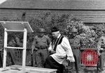 Image of burial service Germany, 1945, second 53 stock footage video 65675071659