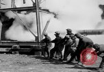 Image of hot sprays Larderello Italy, 1932, second 57 stock footage video 65675071660