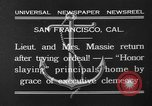 Image of Thalia Massie San Francisco California USA, 1932, second 2 stock footage video 65675071661