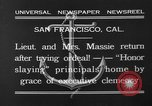 Image of Thalia Massie San Francisco California USA, 1932, second 5 stock footage video 65675071661