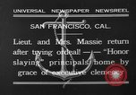 Image of Thalia Massie San Francisco California USA, 1932, second 12 stock footage video 65675071661