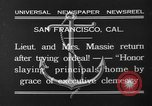 Image of Thalia Massie San Francisco California USA, 1932, second 13 stock footage video 65675071661