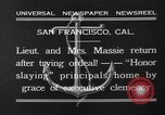 Image of Thalia Massie San Francisco California USA, 1932, second 14 stock footage video 65675071661