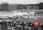 Image of shirts torn off during annual Straw Race Chicago Illinois USA, 1932, second 23 stock footage video 65675071663
