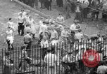 Image of shirts torn off during annual Straw Race Chicago Illinois USA, 1932, second 61 stock footage video 65675071663
