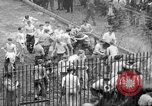 Image of shirts torn off during annual Straw Race Chicago Illinois USA, 1932, second 62 stock footage video 65675071663