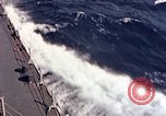 Image of U.S. New Orleans class cruiser Pacific Ocean, 1943, second 6 stock footage video 65675071665