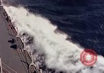 Image of U.S. New Orleans class cruiser Pacific Ocean, 1943, second 10 stock footage video 65675071665