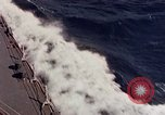 Image of U.S. New Orleans class cruiser Pacific Ocean, 1943, second 13 stock footage video 65675071665
