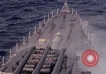 Image of U.S. New Orleans class cruiser Pacific Ocean, 1943, second 18 stock footage video 65675071665