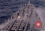 Image of U.S. New Orleans class cruiser Pacific Ocean, 1943, second 21 stock footage video 65675071665