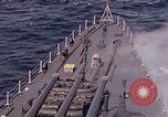 Image of U.S. New Orleans class cruiser Pacific Ocean, 1943, second 24 stock footage video 65675071665