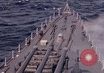 Image of U.S. New Orleans class cruiser Pacific Ocean, 1943, second 25 stock footage video 65675071665