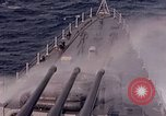 Image of U.S. New Orleans class cruiser Pacific Ocean, 1943, second 30 stock footage video 65675071665