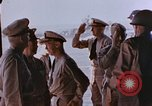 Image of USS Leonard Wood Pacific Theater, 1943, second 13 stock footage video 65675071669