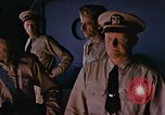Image of USS Leonard Wood Pacific Theater, 1943, second 21 stock footage video 65675071669