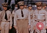 Image of USS Leonard Wood Pacific Theater, 1943, second 30 stock footage video 65675071669