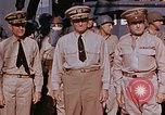 Image of USS Leonard Wood Pacific Theater, 1943, second 31 stock footage video 65675071669