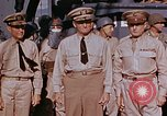 Image of USS Leonard Wood Pacific Theater, 1943, second 32 stock footage video 65675071669