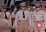 Image of USS Leonard Wood Pacific Theater, 1943, second 33 stock footage video 65675071669