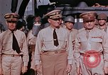 Image of USS Leonard Wood Pacific Theater, 1943, second 35 stock footage video 65675071669