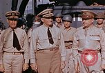 Image of USS Leonard Wood Pacific Theater, 1943, second 39 stock footage video 65675071669