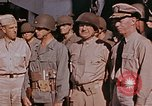 Image of USS Leonard Wood Pacific Theater, 1943, second 40 stock footage video 65675071669
