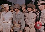 Image of USS Leonard Wood Pacific Theater, 1943, second 41 stock footage video 65675071669