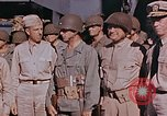 Image of USS Leonard Wood Pacific Theater, 1943, second 42 stock footage video 65675071669