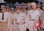 Image of USS Leonard Wood Pacific Theater, 1943, second 50 stock footage video 65675071669