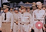 Image of USS Leonard Wood Pacific Theater, 1943, second 51 stock footage video 65675071669